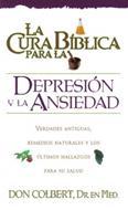La cura bíblica para la depresión y la ansiedad