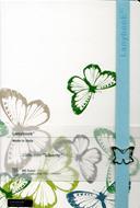 Lanybook Liberty Blanco Mariposas