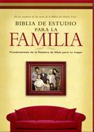 Biblia estudio familia NVI imitacion