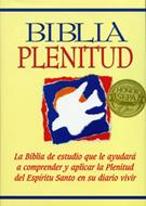 Biblia plenitud signature piel genuina (Piel Genuina)