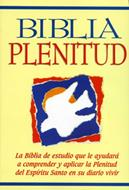 Biblia plenitud rustica manual