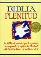 Biblia plenitud tela indice (Tapa Dura)