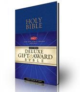 Holy Biblia NKJV Vinilo Azul (Vinilo) [Biblia]