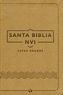 Biblia 060 Letra Grande Cuero Italiano Marron (Cuero italiano) [Biblia]