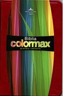 Biblia Colormax Granate Radiante (Sintetica) [Biblia]