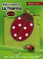 Biblia compacta ultrafina catarina NVI (Piel italiana)