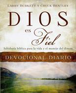 Dios Es Fiel Devocional Diario (Rústica) [Devocional de Bolsillo]