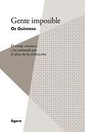 Gente Imposible [Libro] - El Coraje Cristiano y la Contienda por el Alma de la Civilización