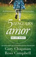 Cinco Lenguajes Del Amor De Los Niños/Bolsilibro/Nuevo