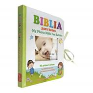 Biblia Para Bebes Bilingue (Tapa Dura Acolchada Imagen) [Bíblia]