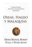 Comentario Antiguo Testamento /Oseas-Hageo-Malaquias