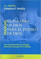 Manual La Palabra De Dios Para El Pueblo De Dios