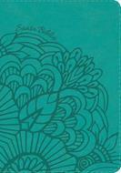 Biblia Tamaño Manual Aguamarina Imitación Piel (Piel Fabricada) [Biblia]
