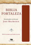 Biblia Fortaleza - Marron (Imitación Piel) [Biblia]