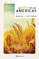 Biblia De Las Américas De Estudio (Tapa Dura) [Biblia]