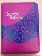 Biblia Tamaño 025 Fucsia