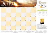 Calendario programador 2015