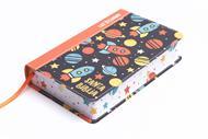 Biblia NVI Luz En Mi Camino Cohetes Multicolor Simil Piel (Flexible Imitacion Piel Imagenes) [Bíblia]