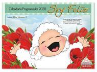 Calendario Ovejitas Soy Feliz 2020 [Calendario] - Programador