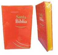 Biblia RVR 65E Tipo Agenda (Tipo Tela)