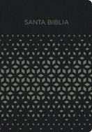 Biblia NVI Regalos Y Premios/Negro-Plata/Simil Piel (Flexible Símil Piel Negro-Militar) [Bíblia]