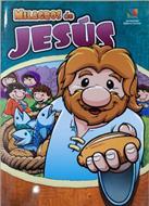 Milagros de Jesús - Cartilla Colorear TLA4110