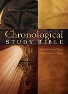 Biblia NKJV/Biblia De Estudio Cronologica/Ingles