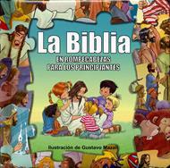 La Biblia en Rompecabezas Para los Principiantes