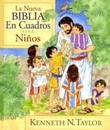 La nueva biblia de cuadros para niños