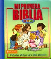 Mi primera biblia de mano (Tapa Dura)