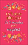 Estudio Biblico De 5 Minutos Para Mujeres