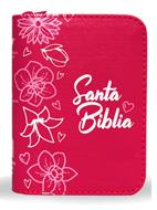 Biblia/RVR015Z/Fucsia Canto Pintado/ Cierre