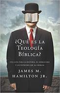 Que Es La Teologia Biblica