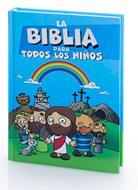 Biblia Para Todos Los Niños / Azul