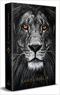 Biblia/RVR1960/LG-10.5 Pts./Leon De Juda/Tapa Dura/Manual