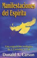 Manifestaciones  del espíritu [Libro]