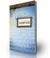 Biblia de Referencia Thompson RVR60 tamaño personal