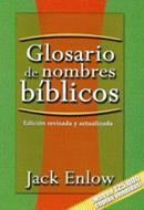 Glosario de nombres bíblicos