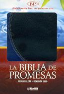 Biblia de Promesas Piel Especial (Piel fabricada) [Biblia]