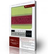 Biblia NVI de regalo (simulación piel)