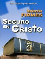 Fundamentos firmes seguro en Cristo