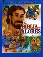 La  Biblia de valores (Tapa dura) [Biblia]