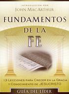 Fundamentos de la fe Guía del lider.
