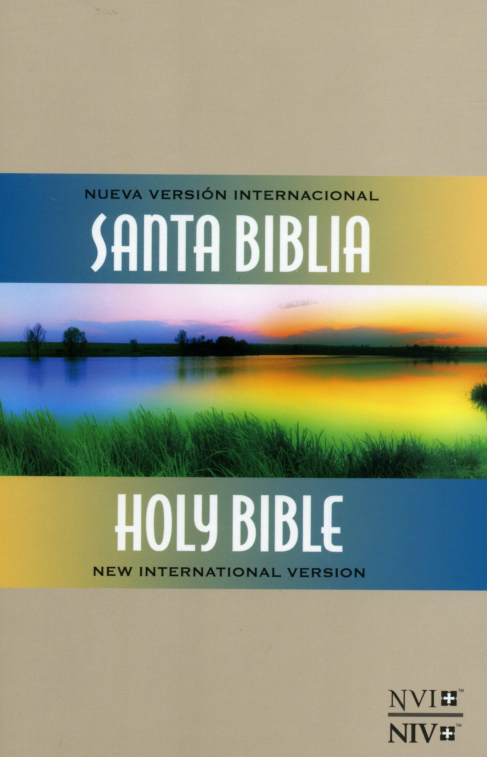 Biblia bilingüe / Bilingual Bible