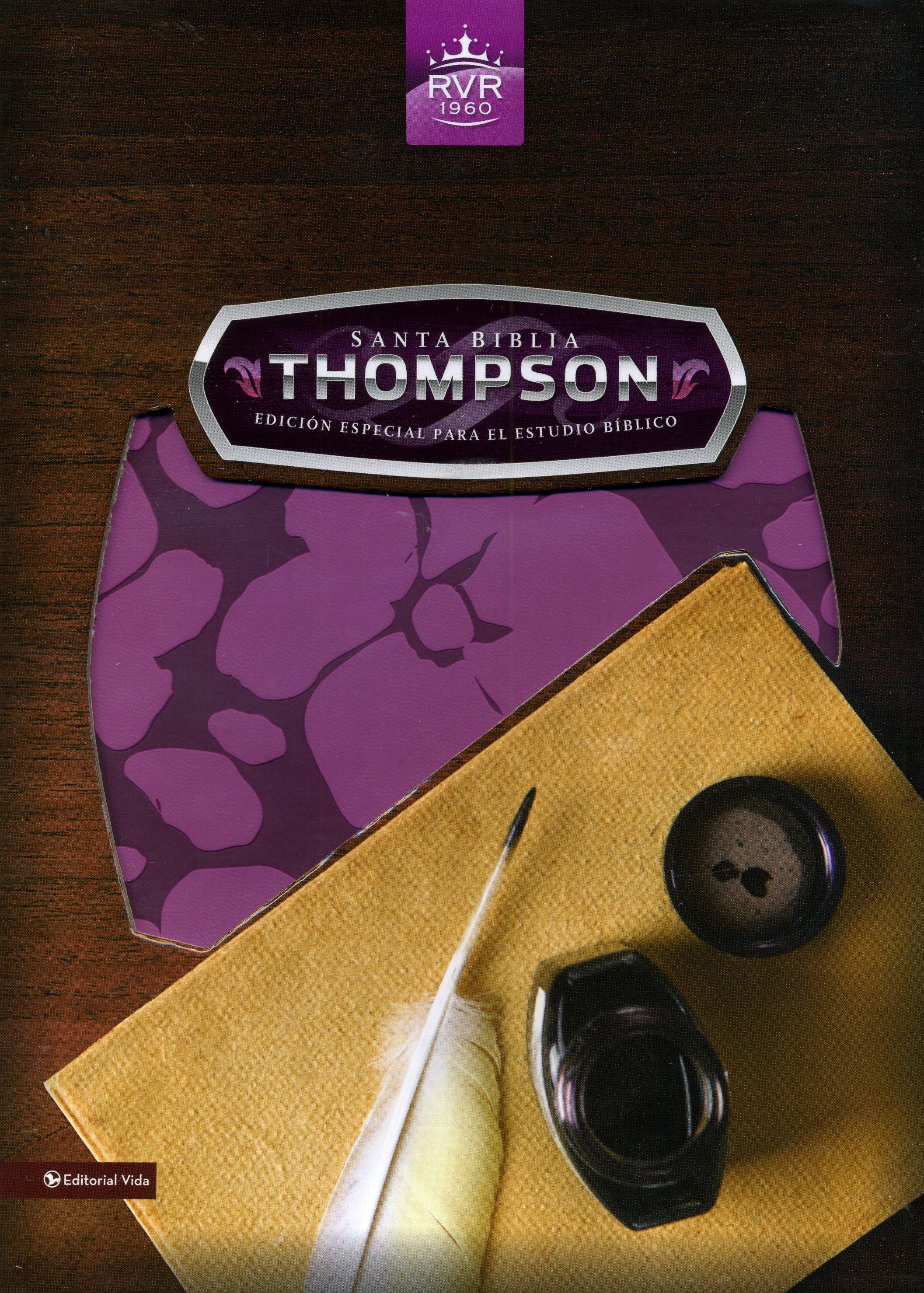 Biblia de estudio Thompson - Mujer