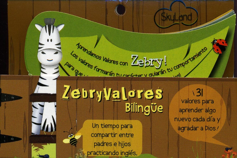 Zebry valores bilingüe