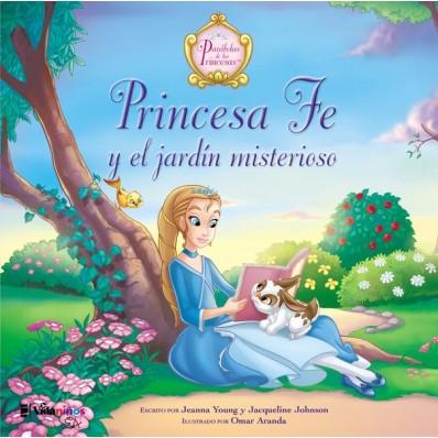 Princesa de fe y el jardin misterioso