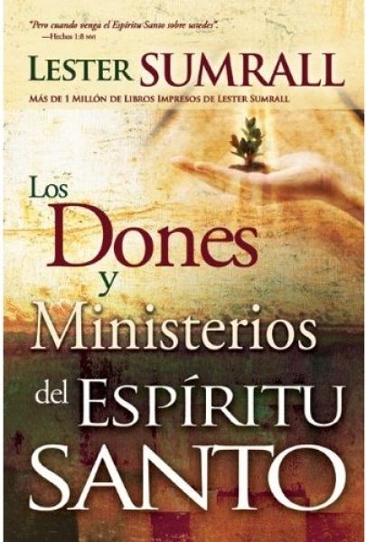 Los dones y ministerios del Espíritu Santo