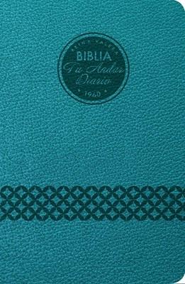 Biblia tu Andar Diario Aguamarina