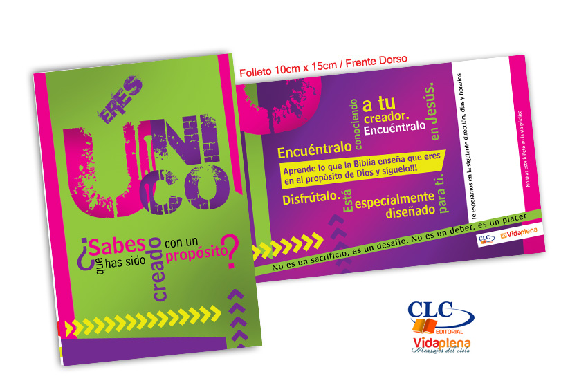 Eres Unico / Serie Tratados CLC